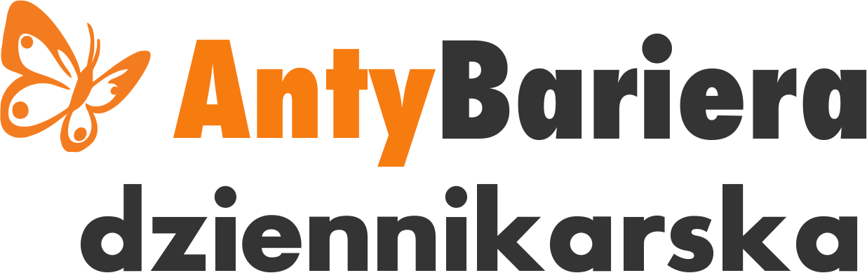 AntyBariera Dziennikarska logo